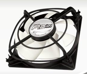 příd. ventilátor Arctic-Cooling Fan F12 Pro PWM