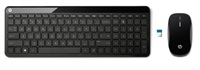 HP C6020 Wireless Desktop ALL - KEYBOARD - německá