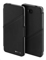 Mozo zadní kryt s flipem pro Lumia 650, Black (nová verze)