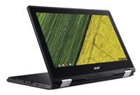 """ACER Chromebook Spin 11 (R751TN-C15Q) - Celeron N3450@1.1GHz,11.6"""" FHD IPS Multi-touch,4GB,64eMMC,čt.pk,2čl,Go.Chro.OS"""