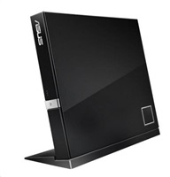 ASUS BLU-RAY Combo SBC-06D2X-U, External, black, USB, (Cyberlink Power2Go 8)