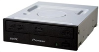PIONEER interní mechanika BR-DVD-RW Rewriter Black BULK (BDR-209DBK)