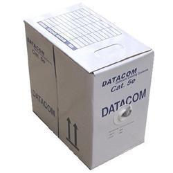 DATACOM UTP flex,Cat5e PVC,šedý,305m,licna
