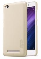 Nillkin zadní ochranný kryt pro Xiaomi Redmi 4A, zlatá + fólie na LCD