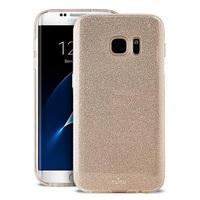 """Puro zadní kryt pro Galaxy S8 """"SHINE COVER"""", zlatá"""