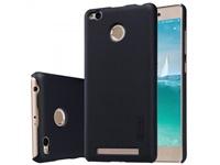 Nillkin zadní ochranný kryt pro Xiaomi Redmi 3 Pro / 3S černá + fólie na LCD