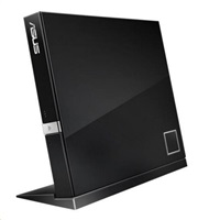 ASUS BLU-RAY Writer SBW-06D2X-U, External, black, USB, (Cyberlink Power2Go 8)