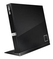 ASUS BLU-RAY Writer SBW-06D2X-U, External, black, USB, (Cyberlink Power2Go 8)