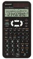 SHARP kalkulačka - SH-EL-506XWH