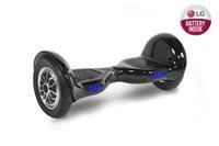 """GOCLEVER City Board S10 LG, 10"""" kola, černá - kolonožka, hoverboard"""