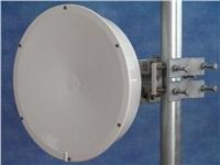 Jirous JRMA-380-10-UPB [Duplexní směrová parabola s límcem 28dBi k UBNT PowerBridgeM10]