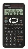SHARP kalkulačka - SH-EL-520XWH