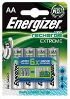 ENERGIZER Nabíjecí baterie - NiMH Extreme AA (HR6 - 2300 mAh)