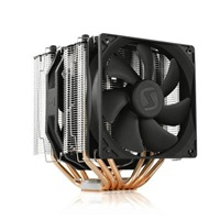 SilentiumPC chladič CPU Grandis 2 XE1436 / ultratichý/ 1x140mm a 1x120mm fan/ 6 heatpipes/ PWM/ pro Intel