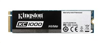 Kingston 240GB SSD disk KC1000 NVMe PCIe - M.2 version
