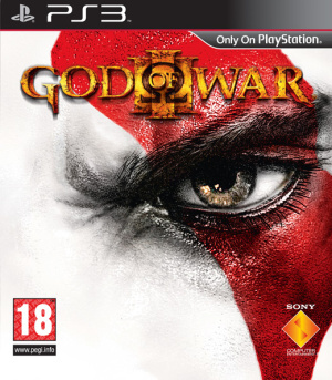 SONY PS3 hra God of War III (ESN)