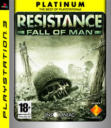 SONY PS3 hra Resistance: Fall of Man (ESN)