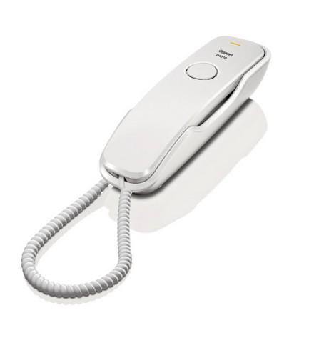 SIEMENS Gigaset DA210 - standardní telefon bez displeje, barva bílá