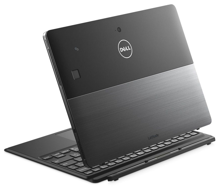 """Dell Latitude 5285 12"""" FHD Touch i5-7200U/8G/256GB SSD/MCR/USB-C/W10P/3RNBD/Černý"""