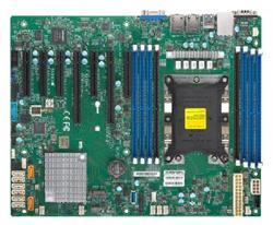 SUPERMICRO MB 1xLGA3647, iC621, 8x DDR4 ECC, 8xSATA3, 1xM.2, PCI-E 3.0/6,1(x8,x1),2x LAN,IPMI
