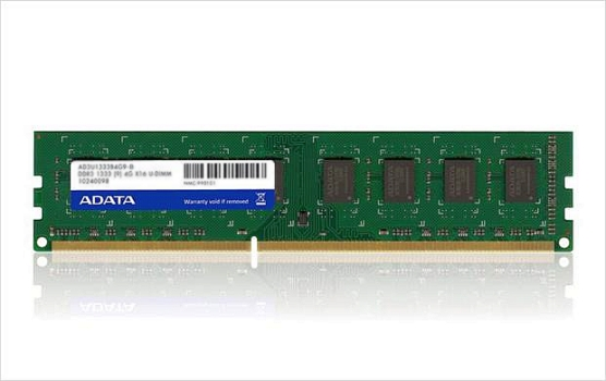 ADATA 8GB 1333MHz DDR3 CL9 Retail