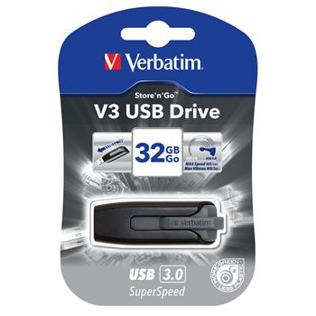 VERBATIM Flash Disk Store 'n' Go V3 32GB USB 3.0