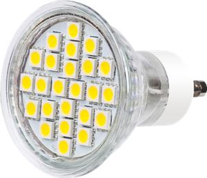 LED žárovka TB Energy GU10, 230V, 4,7W,Studen bílá