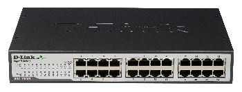 D-Link DGS-105/E 5-port 10/100/1000 Gigabit Metal Housing Desktop Switch