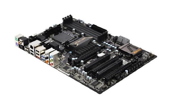 ASRock 990FX Extreme3, 990FX, SB950, DualDDR3-1866, SATA3, RAID, HDMI, ATX