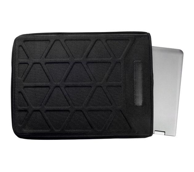 """Modecom neoprenový obal SHELL na notebooky velikosti 15,6"""", černý"""