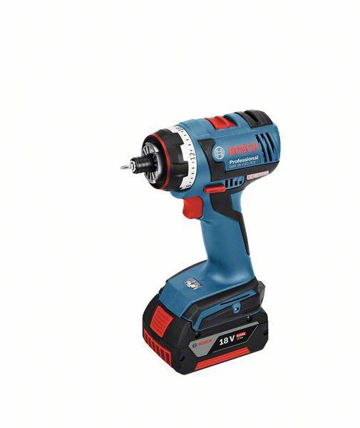 Aku vrtací šroubovák Bosch GSR 18 V-EC FC2 Professional, 06019E1101