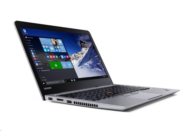 """Lenovo ThinkPad 13 i5-7200U/8GB/256GB SSD/HD Graphics 620/13,3""""FHD IPS matný/Win10PRO/Silver"""