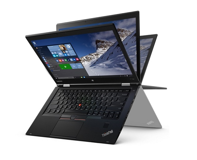"Lenovo ThinkPad X1 YOGA 2nd Gen. i7-7500U/16GB/512GB SSD/HD Graphics 620/14""WQHD OLED multitouch/4G/Win10PRO černý"