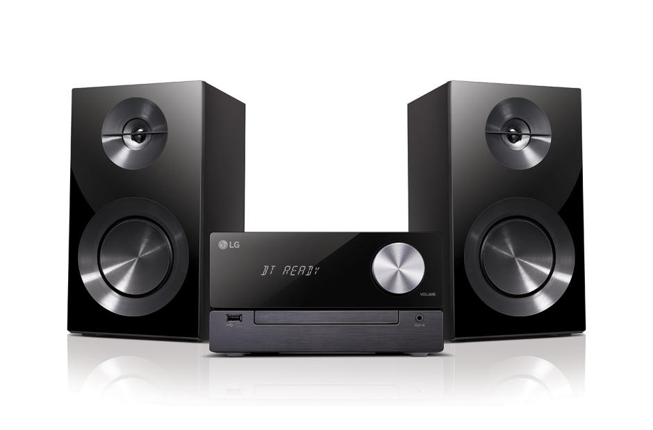 LG CM2460 MIKRO Systém s CD přehrávačem