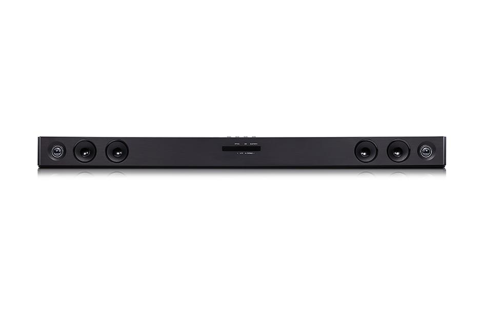 LG SJ3 Soundbar s bezdrátovým subwooferem