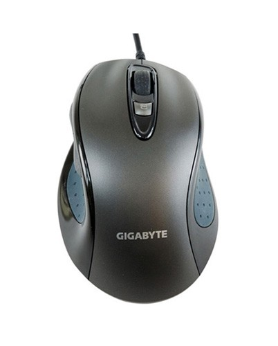GIGABYTE Myš M6800, gaming, USB, Optical, 800/1600dpi, black
