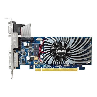 ASUS 210-1GD3-L, GeForce GT 210, 1GB DDR3 (64 Bit), HDMI, DVI-I