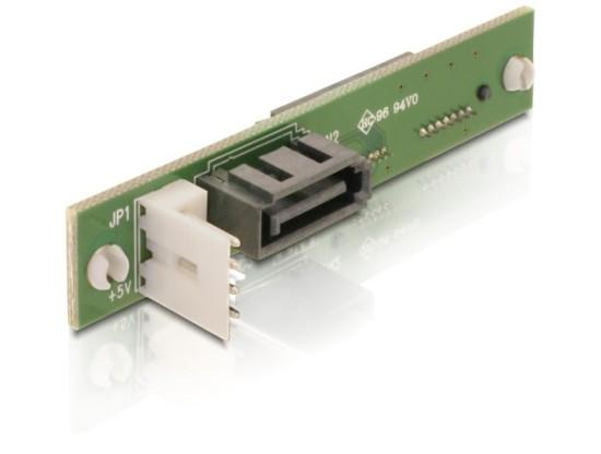 Adaptér SATA Slimline 7+6 na SATA 7-pin