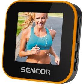 MP3 přehrávač Sencor SFP 6060 4GB Sport Clip