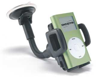 DICOTA Keeper Mini - Univerzálny držiak na telefón a iPod