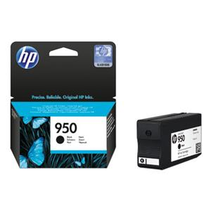 HP CN049AE Ink Cart No.950 pro OJ 8100, 251dw, 276dw, 24ml, Black