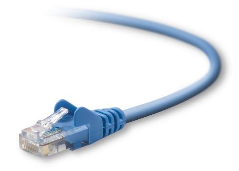 BELKIN Patch kabel Cat5E, RJ45, STP, modrý, 10 m