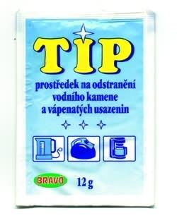 Odstraňovač vodního kamene Bravo Tip