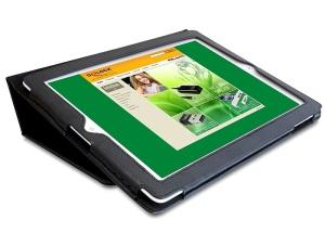 DeLock ochranné pouzdro/stojánek pro iPad 2, iPad 3, iPad 4