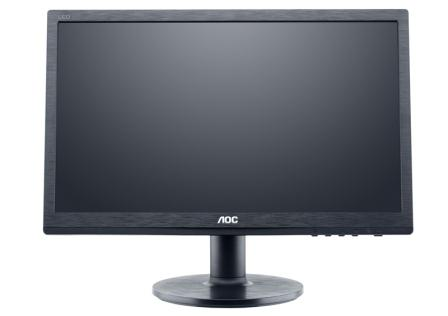 AOC LCD e2260Swda 21,5'' LED, 5ms, DC 20mil., DVI, repro, 1920x1080