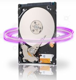 "Seagate Laptop Thin HDD, 320GB, 2.5"", SATAIII, 16MB cache, 5.400RPM"