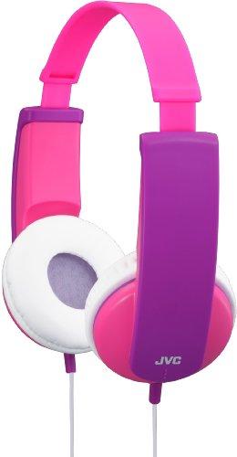 Sluchátka JVC HA-KD 5 P-E růžová