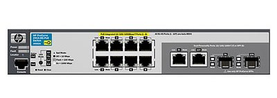Aruba 2915 8G PoE Switch