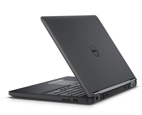 """DELL Latitude E5570/i5-6300U/8GB/256 GB SSD./Intel HD 520/15.6"""" FHD/Win 10 Pro/VPro/Black"""