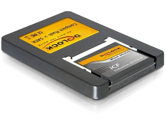"""Převodník SATA 2,5"""" CompactFlash interní"""
